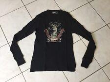 Pull ,tee-shirt RALPH LAUREN Taille S noir bon état