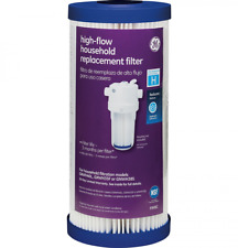 Orig GE FXHTC Smart Water Whole Home System Replacement Filter Sediment Chlorine