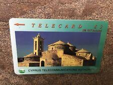 Vintage Collectable Greek Cyprus £3 Phone Card