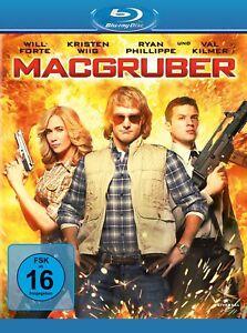 MacGruber - Val KIlmer  Blu-ray/NEU/OVP