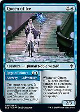 x4 Queen of Ice (061) Throne of Eldraine Mtg x4 4x ELD Magic ~FastTrack~