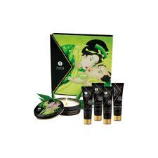 Sextoys - Coffret Gourmand Kit Secret de Geisha Bio - Thé Vert