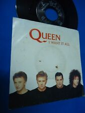 QUEEN . I WANT IT ALL - GERMANY EU 45 SINGLE
