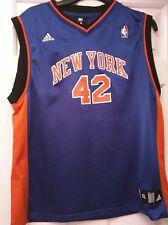 New York Knicks #42 Lee Basketball Jersey