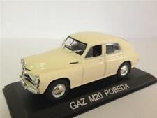 Gaz M20 Pobeda 1946 Legendary Cars Edicola 1:43 LEG029