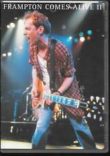 DVD ALL ZONES--PETER FRAMPTON--COMES ALIVE II