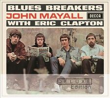 BLUESBREAKERS JOHN MAYALL /Eric Clapton [Deluxe Edition 2 CD 2006) BRAND NEW SLD
