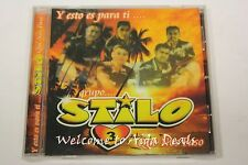 Grupo Estilo 3 Que Nos Paso (Brand new sealed)