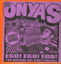 THE ONYAS - 21 bands who owe their... LP compilation