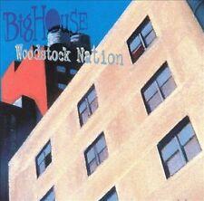 Woodstock Nation Big House MUSIC CD