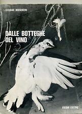 Luciano Morandini # DALLE BOTTEGHE DEL VINO # Aviani 1971