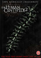 The Human Centipede 2 (DVD, 2011)