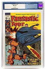 Fantastic Four #95 - CGC 9.2 NM- White Pages / 1970 Jack Kirby / Joe Sinnott Art