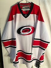 Reebok Premier NHL Jersey Carolina Hurricanes Team White sz 4X