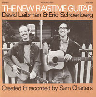 David Laibman - The New Ragtime Guitar [New CD]