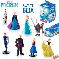 FROZEN, Collection Figure, w/Fruit Pastilles, Set 10 pc, Sweet Box