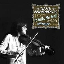 Dave Swarbrick - It Suits Me Well - The Transatlantic Recordings: 1976 (NEW 2CD)
