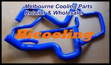 silicone radiator heater hose fit Holden COMMODORE VS 3.8L V6 1995-1997 BLUE