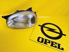 ORIGINAL Valeo Opel Corsa B Scheinwerfer links Hauptscheinwerfer Beleuchtung