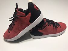 ADIDAS D Rose Low Top Sneakers Casual Fashion Sneakers Size 5 Red Suede C75922