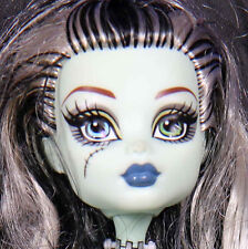 Monster High Doll Frankie Stein - Naked and Incomplete