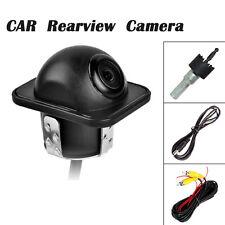 CCD Auto Mini Rückfahrkamera 170°Nachtsicht Rückfahr Kamera+Bohrer Wasserdicht