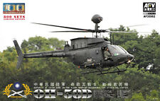 AFV Club1:35 R.O.C. Army OH-58D Warrior Observer/Light Attack Helicopter AF35S62