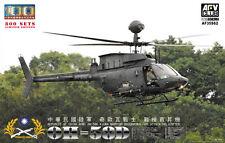 AFV Club1:35 R.O.C. Army OH-58D Warrior Observer/Light Attack Helicopter AF35S62