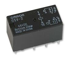 G5v-2-48v relay PCB 48VDC