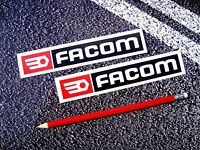 FACOM  Stickers / Decals Motorcycle Helmet Car F1 Lemans MOTO GP BTCC