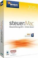 WISO steuer:Mac 2015 (für Steuerjahr 2014) von Buhl ... | Software | Zustand gut