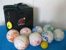 Bocce Ball Tournament Set - 107mm  Free Postage Summer Outdoor Gift Idea