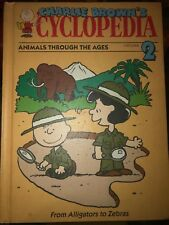Charlie Brown Encyclopedia Vol 2