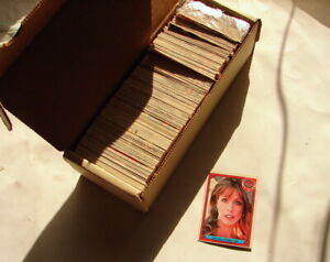 Sgt. Peppers lonely hearts club band lot of trading cards 1978 Donruss box