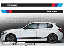 BMW racing stripes 001 graphics stickers decals M Power M sport 1 2 3 4 5 series