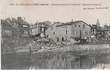 La Grande Guerre 1914-16 - VERDUN (Meuse) - Maisons en ruines