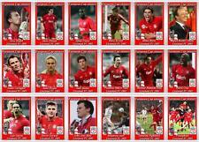 Liverpool Ganadores europea Liga de Campeones 2005 fútbol Trading Cards