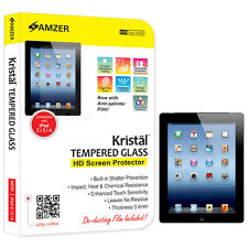 Tempered Glass HD Screen Protector For Apple iPad 2 / 3 & 4 with Retina Display