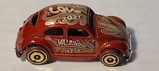 Hot Wheels Volkswagen Beetle VW Love Bug * UNSPUN * 2021 VALENTINES DAY NICE!