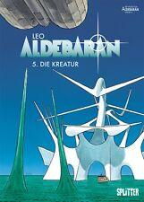 Aldebarán 5-la criatura-germano-astillas-Comic - productos nuevos