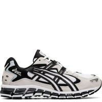Asics Men's GEL-Kayano 5 360 [ White/Black ] Running Shoes - 1021A160-102