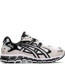 Asics Men's GEL-Kayano 5 360 [ White/Black ] Running Shoes - 1021A160-102
