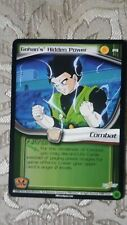 Dragon Ball Z Dbz Ccg Tcg P9 Gohan's Hidden Power Babidi Saga Promo Card
