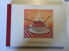 Kochbuch italienische Küche - Le Ricette di Giuliana - handgeschriebene Rezepte!