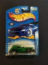 NEW! 2003 Hot Wheels 35th Anniversary 1935 CADILLAC GREEN 122 ERROR!