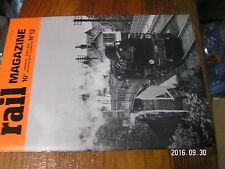 1ùµ?  Revue Rail Magazine n°12 Pacific Typ 1 BB 9003 au BB 25150 KEZ 2
