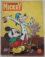 ¤ LE JOURNAL DE MICKEY n°120 ¤ 12/09/1954