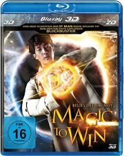 Magic to Win in 3D von Wilson Yip ( Ip Man, Flash Point ) mit Jacky Wu BLU-RAY