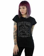 Marvel Women's The Punisher Frank Castle's Battle Vans T-Shirt