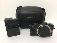 Panasonic Lumix DMC-GF3 12 MP Micro 4/3 Mirrorless Digital Camera